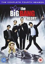 The Big Bang Theory - Season 4  DVD (2011) Jim Parsons
