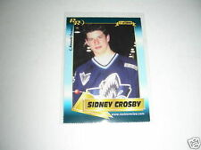Rookie Sidney Crosby Ungraded Hockey Trading Cards