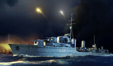 Trumpeter 05332 1/350 HMS Zulu Destroyer 1941 Plastic Model Warship Kit