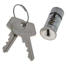 Single lock barrel and key to fit Morris Minor 2 door (1964-on) (door lock only)
