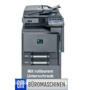 Triumph-Adler 3005ci / Kyocera 3051ci Farb Druck Scan Drucker Kopierer FAX
