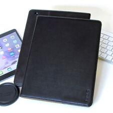 "Echt Leder Cover Apple iPad Pro 10,5"" Tablet Schutzhülle Case Tasche schwarz"