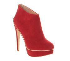 High Heel (3-4.5 in.) Women's Suede OFFICE