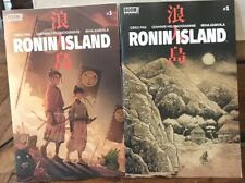 Ronin Island #1 Young Variant + Reg cover Boom! Studios BEST OFFER!
