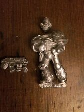 Damned Legionnaires  Metal  Rare Legion Of The Damned C WH40k