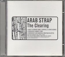 ARAB STRAP -The Clearing- 3 track CD Single Isobel Campbell
