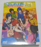 New Uta no Prince-sama Maji LOVE LIVE 2nd STAGE DVD Japan 4961524624980