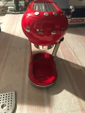 Smeg Espresso Machine Red ECF01 PBUS