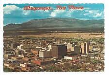 ALBUQUERQUE NEW MEXICO  The Skyline, Circa 1975