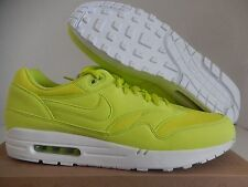NIKE AIR MAX 1 ATOMIC GREEN-WHITE SZ 9.5 [308866-331]