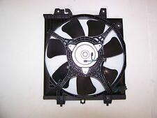 04-05 Subaru Impreza 2.0 Turbo right Radiator Engine Cooling Fan Assembly WRX