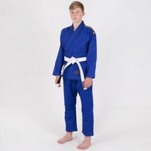 Tatami Kids Nova Absolute BJJ Gi Blue Uniform Martial Arts Jiu Jitsu Suit Ju