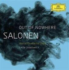 Esa-Pekka Salonen - : Out of Nowhere - Violin Concerto; Nyx (2012)