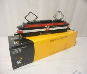 K-Line K2749-0377HC New Haven EP-5 Electric Locomotive w/Horn / Orig Box