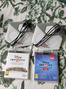 Disney Infinity 1.0 and 2.0 MEGA BUNDLE Figures and more!!! PS3