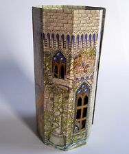 Unique, Creative THE ENCHANTED TOWER with Book & Activities. Compact 4 Travel