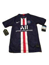 Nike Paris Home Shirt Kids (Neymar 10 - 10-11 Years)