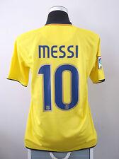 Lionel Messi #10 Barcelona Lejos Camiseta De Fútbol Jersey 2008-2010 (M)