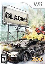 Nintendo Wii Game GLACIER 2 - Brand New/Unopened