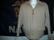 US NAVY M-421B PILOTS FLIGHT FLYING JACKET