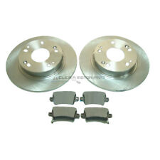 for HONDA CIVIC 1.4 1.8 2.2 CDTi 2006-2011 REAR 2 BRAKE DISCS AND PADS SET NEW