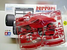Tamiya 1:20 Scale Ferrari F189 Sprue 'B' Red parts only - New