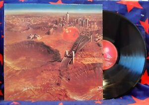 "Midnight Oil - ""Red Sails in the Sunset"" - original AUS vinyl w/inner sleeve"