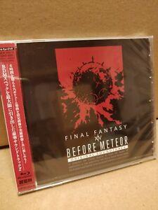 FINAL FANTASY XIV (14) BEFORE METEOR ORIGINAL SOUNDTRACK OST - NEW SEALED
