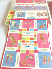 Vintage Patty Duke Board Game 1963 Original Hasbro