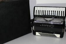 V. Soprani 96 Bass Akkordeon mit Rechnung und Gewährleistung