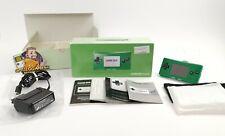 Nintendo Gameboy Micro Konsole Grün | Ovp |