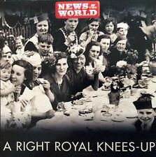 Right Royal Knees Up   8 Tracks  Original Artists   EMI   News Of The World Item
