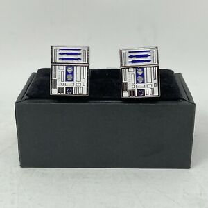 Star Wars R2D2 Cufflinks LucasFilms USB Flash Drive Collectable