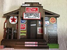 Shelia's Collectibles-Thompson'S Mercantile, Signed A/P