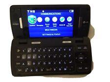 LG EnV2 Verizon Full Qwerty Slide-out Keyboard VX9100 Phone BLACK 2MP Camera #4