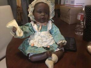 Doll Danielle Picture Perfect Baby Yolanda Bello for Ashton-Drake 1991 Porcelain