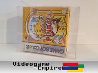 1x Schutzhülle Pokémon Pinball Game Boy Color OVP Box Protector [Special Format]