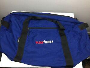 Blackwolf - Duffelpak 100 - Duffel Duffle Bag - Blue - 100L - Good Condition -
