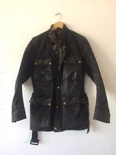 Belstaff Trialmaster Waxed Jacket Genuine Used