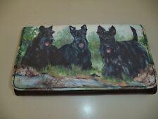 Ruth Maystead - Wallet - Scottie - Scottish Terrier