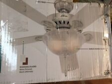 "52"" Pro's Best Hunter Ceiling Fan #53251 White Finish Blades only (A4)"