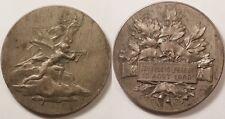 Grande Médaille, Levallois-Perret, 15 aout 1899 !!