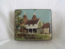 Edward Sharp & Sons LTD Crigg Farm Headcorn Kent, Toffee / Sweet Tin 1940's