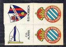 España Pegatinas Escudos Equipos de Futbol  (DW-964)