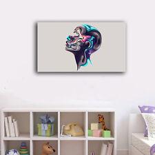 60×100×3cm Graffiti Art Canvas Prints Framed Wall Art Home Decor Painting VII