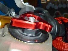 FORK PRE ADJUSTERS RED 22MM Triumph Speed Triple 1050 2005-2010 TIGEBR 1050 B6L