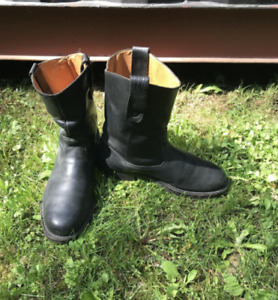 black boots for woman's