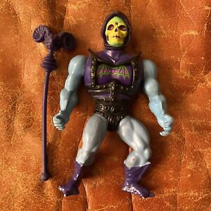 Vintage Battle Armor Skeletor MOTU Figure Mattel He-Man Masters of the Universe