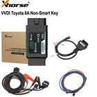 Xhorse To-yota 8A Non-smart Key Adapter All Key Lost Support VVDI 2/Key Tool Max