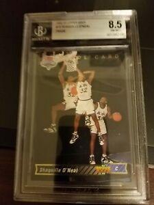 1992 - 93 Upper Deck Shaquille O'Neal RC 1b BGS 8.5 Orlando Magic Rookie